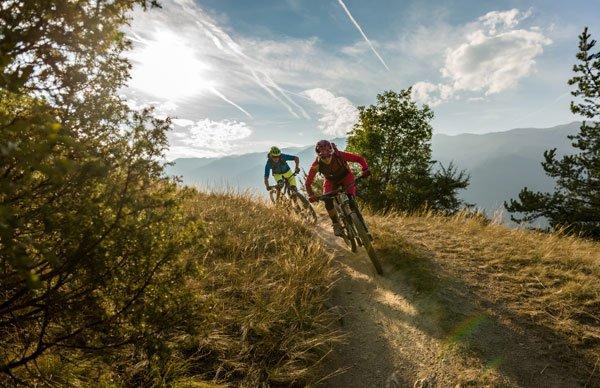 I trails più belli della Val Venosta