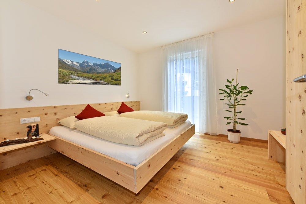 ferienwohnung-sonnenblume-schlafzimmer